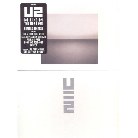 No Line On The Horizon (Limited Box Edition) by U2 - Box set - shop now at uDiscover store