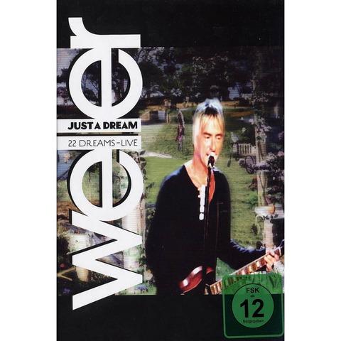 √Just A Dream - 22 Dreams Live (Ltd. Deluxe Edition DVD+CD) von Paul Weller - DVD + CD jetzt im uDiscover Shop