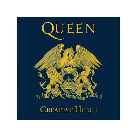 Greatest Hits 2 (2010 Remaster) by Queen - CD - shop now at uDiscover store