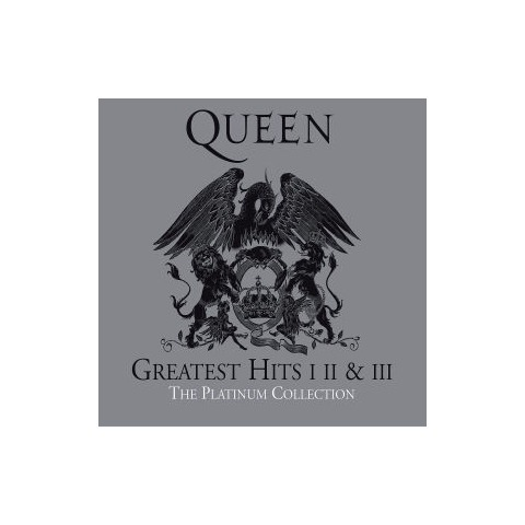 √The Platinum Collection (2011 Remastered) - 3 CD von Queen - CD jetzt im uDiscover Shop