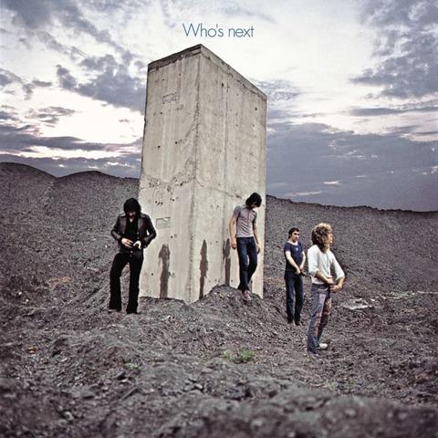 √Whos Next von The Who - lp jetzt im uDiscover Shop