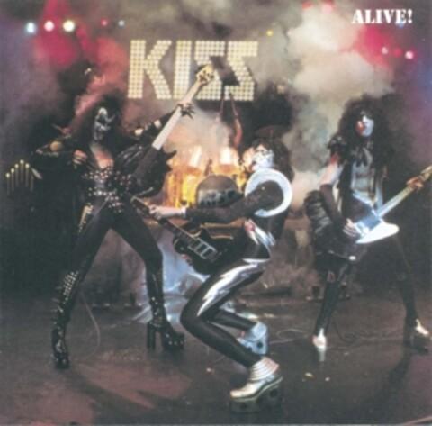 √Alive! (German Vinyl Edition) von Kiss - LP jetzt im uDiscover Shop