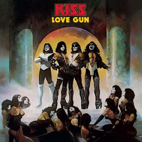 √Love Gun (German Vinyl Edition) von Kiss - LP jetzt im uDiscover Shop