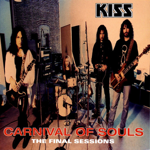 √Carnival Of Souls: The Final (German Vinyl Edition) von Kiss - LP jetzt im uDiscover Shop