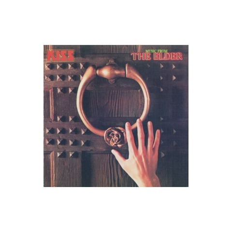 √Music From The Elder (German Vinyl Edition) von Kiss - LP jetzt im uDiscover Shop