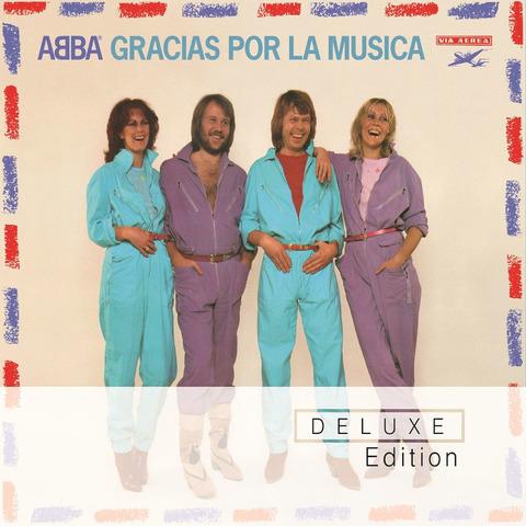 Gracias Por La Musica (CD+DVD) by ABBA -  - shop now at uDiscover store