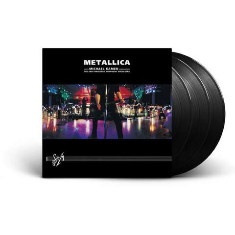 √S & M (3LP) von Metallica -  jetzt im uDiscover Shop