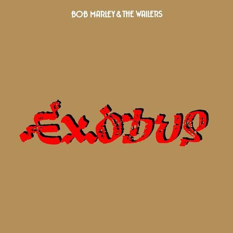 √Exodus von Bob Marley & The Wailers - LP jetzt im uDiscover Shop