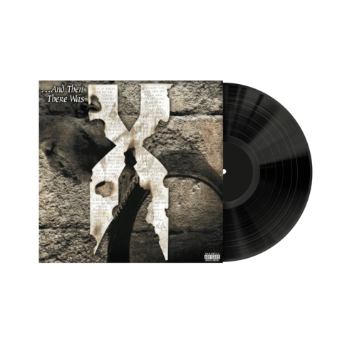 ...And Then There Was X (2LP) by DMX - 2LP - shop now at uDiscover store