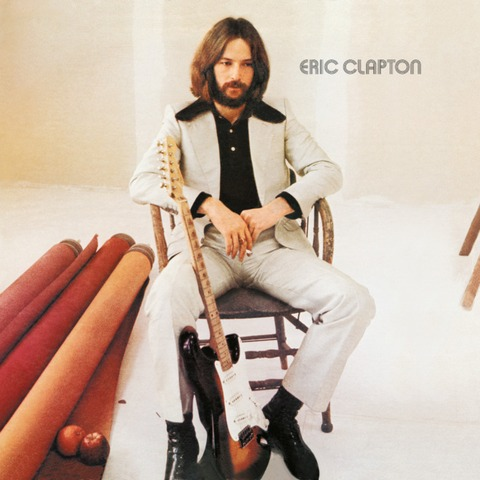 Eric Clapton (Anniversary Deluxe Edition) by Eric Clapton - lp - shop now at uDiscover store