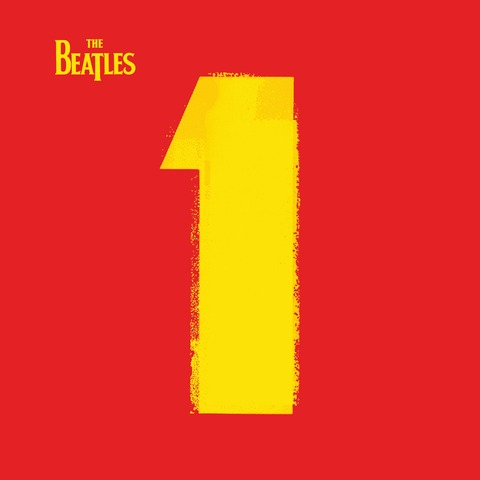 √1 (2LP - 2015 Remaster) von The Beatles - 2LP jetzt im uDiscover Shop