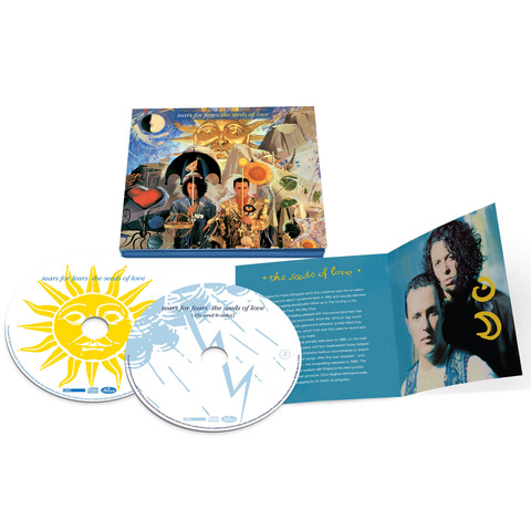 √The Seeds of Love (2CD Deluxe) von Tears For Fears - 2CD jetzt im uDiscover Shop