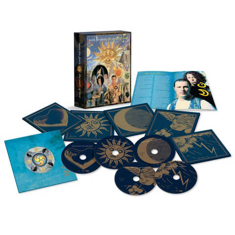 √The Seeds of Love (Ltd. Super Deluxe Edition 4CD/BluRay ) von Tears For Fears - Box set jetzt im uDiscover Shop