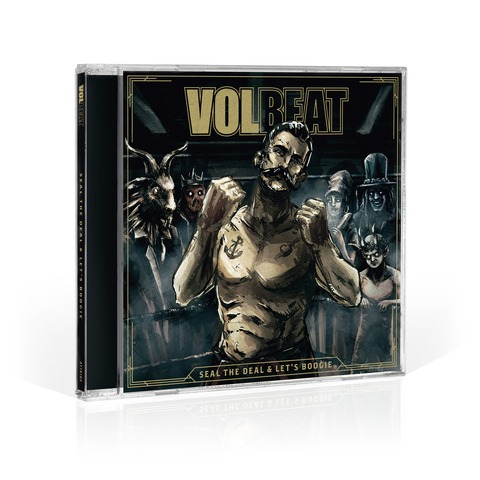√Seal The Deal & Let's Boogie von Volbeat - CD jetzt im uDiscover Shop
