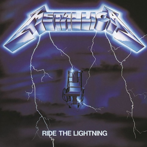 √Ride The Lightning (Remastered 2016) von Metallica - CD jetzt im uDiscover Shop
