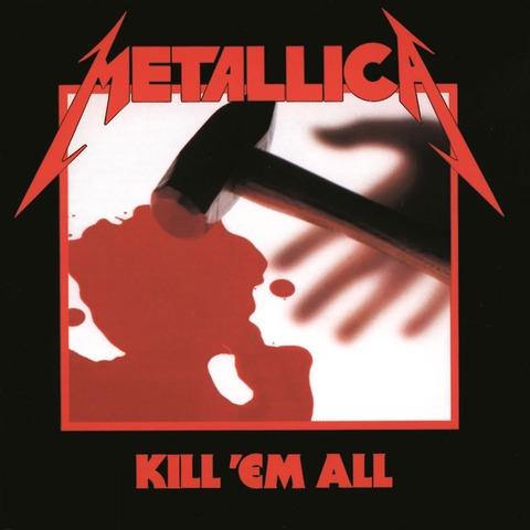 √Kill 'Em All (Remastered 2016) von Metallica - CD jetzt im uDiscover Shop
