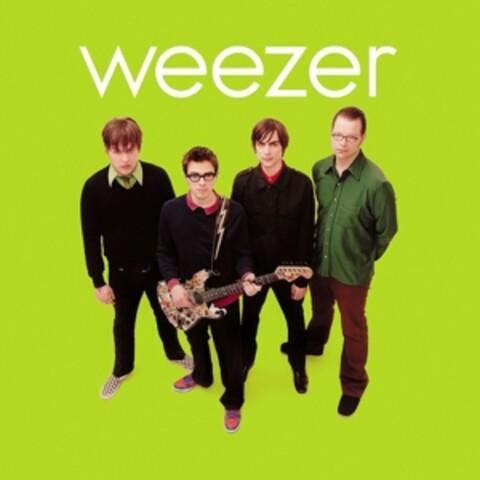 √Weezer (Green Album) von Weezer - lp jetzt im uDiscover Shop