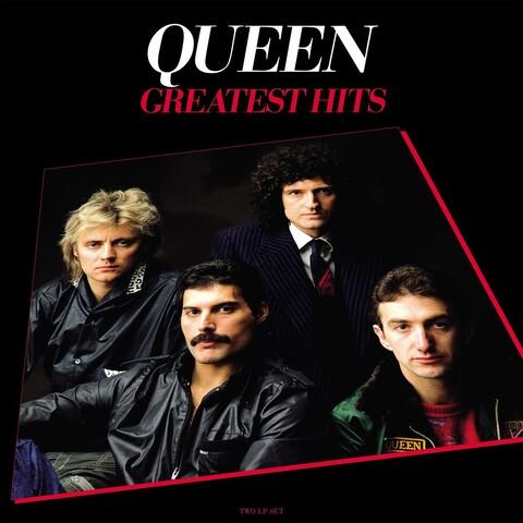 √Greatest Hits (Remastered 2011) von Queen - 2LP jetzt im uDiscover Shop
