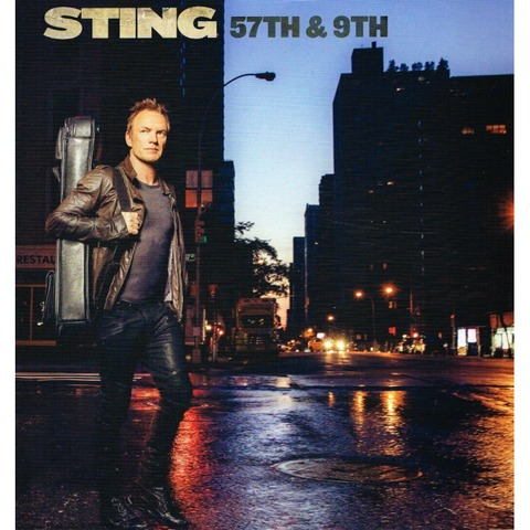 57TH & 9TH (Black Vinyl) by Sting - lp - shop now at uDiscover store