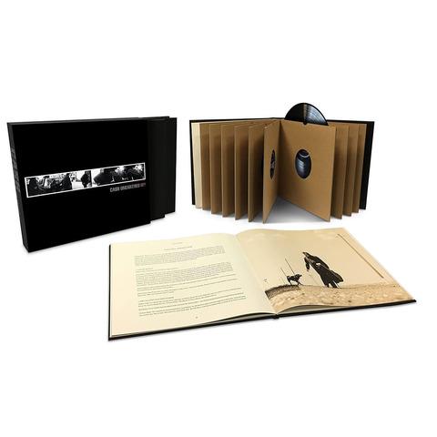 √Unearthed (Ltd. 9LP Box) von Johnny Cash - LP Box jetzt im uDiscover Shop