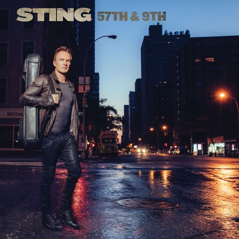 57th & 9th by Sting - CD - shop now at uDiscover store