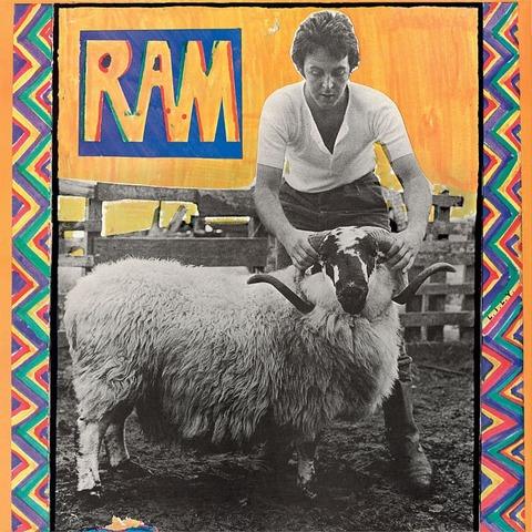 √RAM von Paul McCartney - CD jetzt im uDiscover Shop