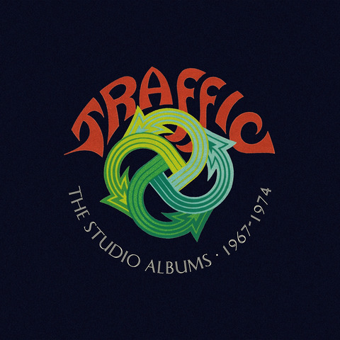 √The Studio Albums 1967-74 (Ltd. 6LP Box) von Traffic - LP Box jetzt im uDiscover Shop
