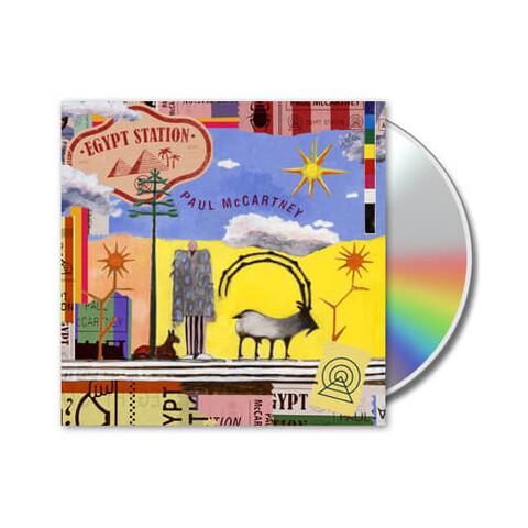 Egypt Station von Paul McCartney - CD jetzt im uDiscover Shop