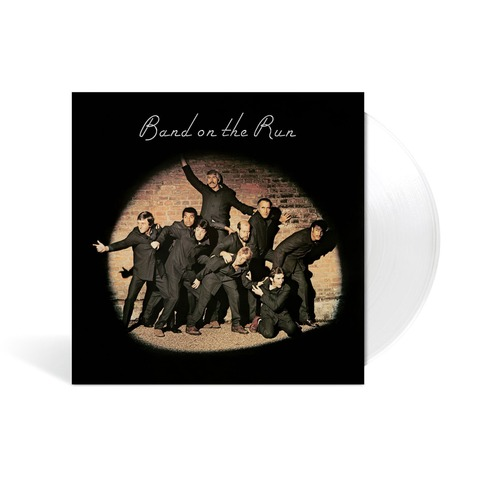 Band On The Run (Ltd./Excl. White Vinyl) von Paul McCartney - LP jetzt im uDiscover Shop