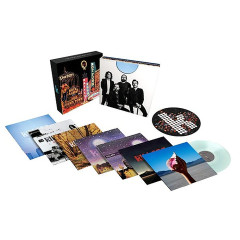 √Career Box (Ltd. 10LP Boxset) von The Killers - Box set jetzt im uDiscover Shop