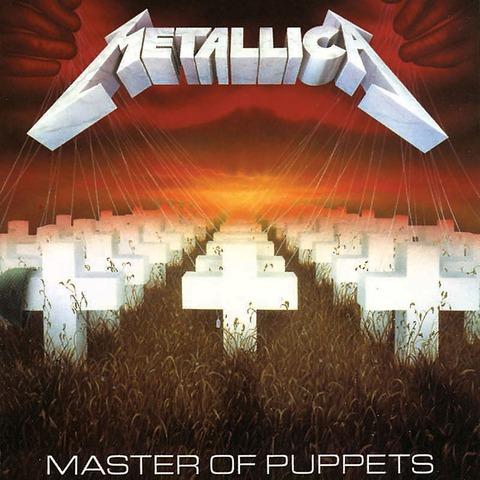 √Master of Puppets (Remastered) von Metallica - CD jetzt im uDiscover Shop