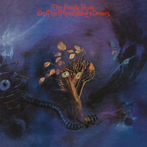 On The Threshold Of A Dream by The Moody Blues - lp - shop now at uDiscover store