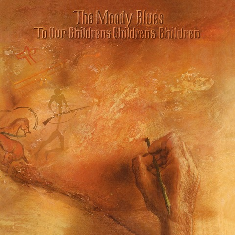 To Our Children's Children's Children by The Moody Blues - lp - shop now at uDiscover store