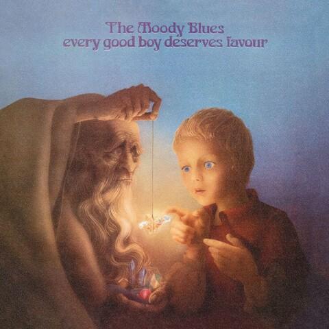 √Every God Boy Deserves Favour von The Moody Blues - lp jetzt im uDiscover Shop