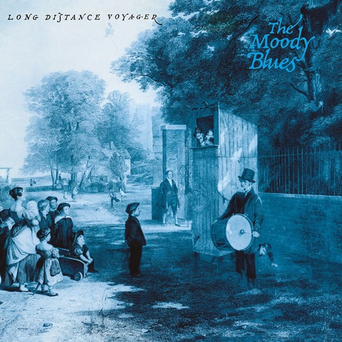 Long Distance Voyager by The Moody Blues - lp - shop now at uDiscover store