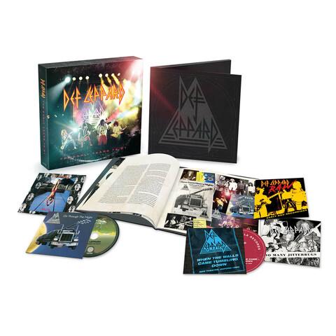Def Leppard - Early Years (Ltd. Boxset) von Def Leppard - Boxset jetzt im uDiscover Shop