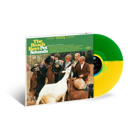 Pet Sounds (Limited Colour) von The Beach Boys - LP jetzt im uDiscover Shop