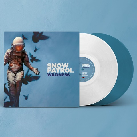 √Wildness (Deluxe Gatefold Double Heavyweight Coloured Vinyl) von Snow Patrol - LP jetzt im uDiscover Shop