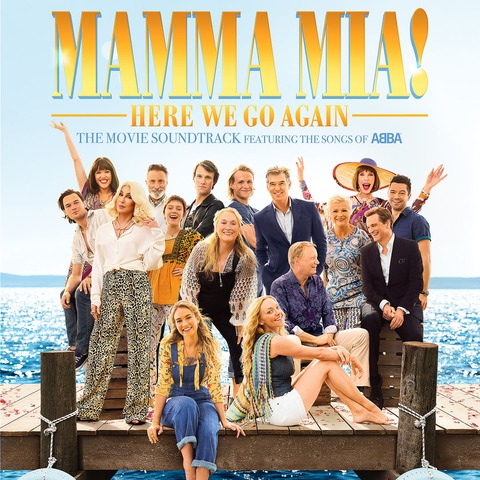 √Mamma Mia - Here We Go Again ! von Various Artists - CD jetzt im uDiscover Shop