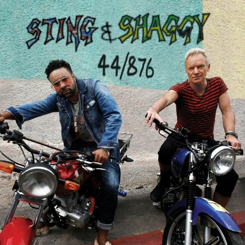 44/876 (Deluxe Digipack) by Sting & Shaggy - CD - shop now at uDiscover store