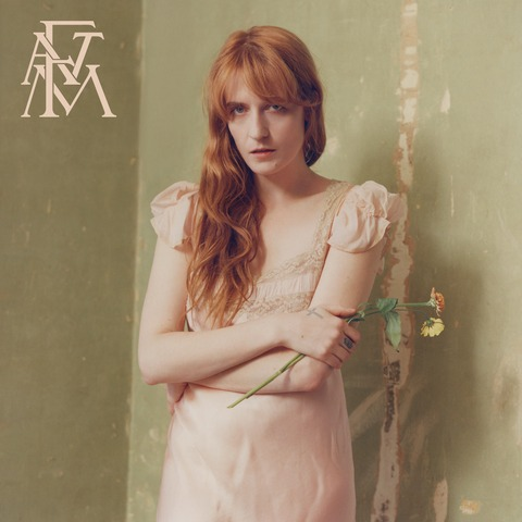 √High As Hope (Yellow Ltd. Edt.) von Florence + the Machine - LP jetzt im uDiscover Shop