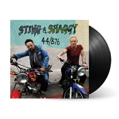 44/876 by Sting & Shaggy - lp - shop now at uDiscover store