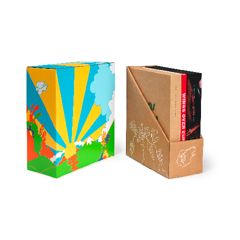 √Wings Over Europe (Exclusive Boxset) von Paul McCartney & Wings - CD jetzt im uDiscover Shop