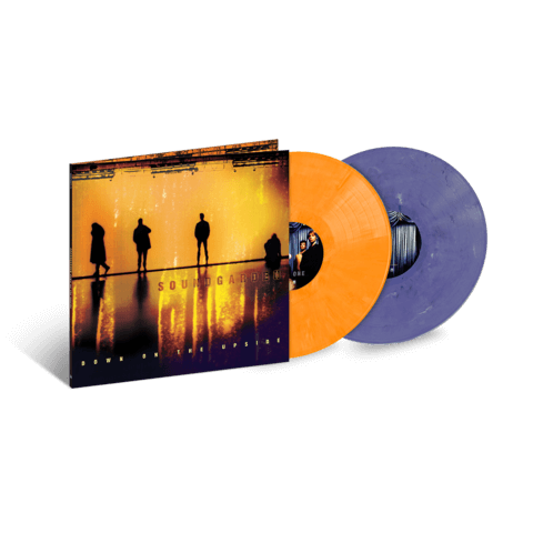 √Down On The Upside (Ltd. Coloured 2LP) von Soundgarden - LP jetzt im uDiscover Shop