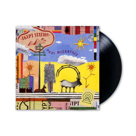 Egypt Station von Paul McCartney - LP jetzt im uDiscover Shop