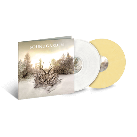 √King Animal (Ltd. Coloured 2LP) von Soundgarden - LP jetzt im uDiscover Shop