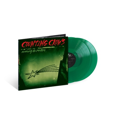 Recovering The Satellites (Limited Coloured 2LP) von Counting Crows - LP jetzt im uDiscover Shop
