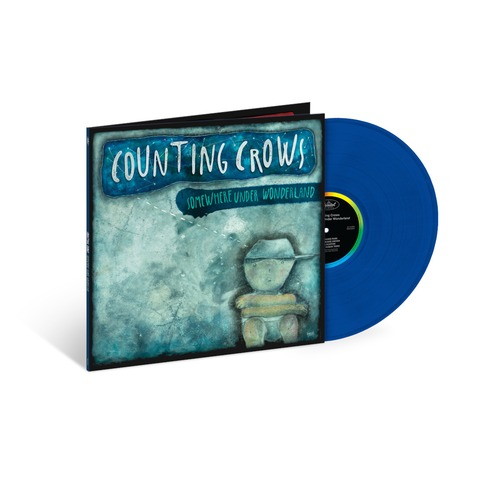 Somewhere Under Wonderland (Limited Coloured LP) von Counting Crows - LP jetzt im uDiscover Shop