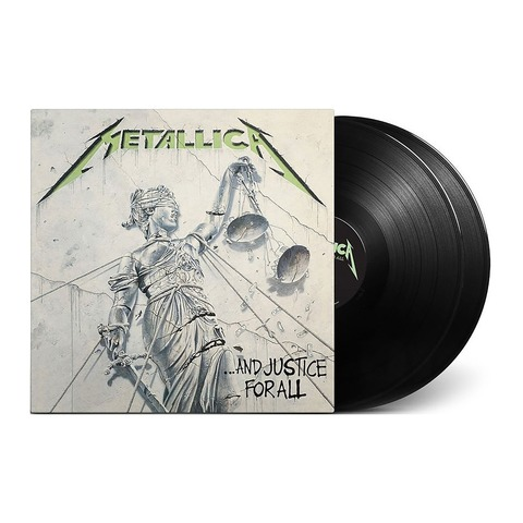 √...And Justice For All (Remastered/2LP) von Metallica - 2LP jetzt im uDiscover Shop