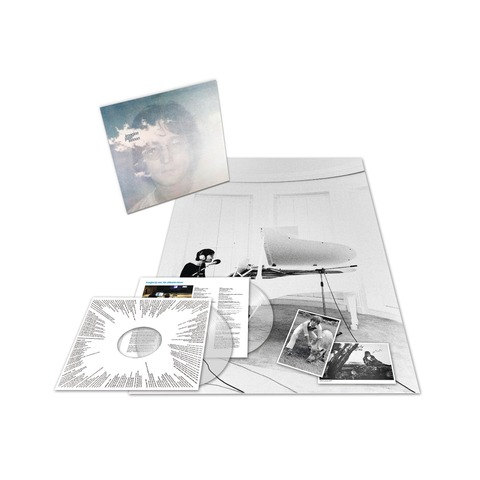 √Imagine - The Ultimate Collection (Ltd. Clear 2LP) von John Lennon - LP jetzt im uDiscover Shop